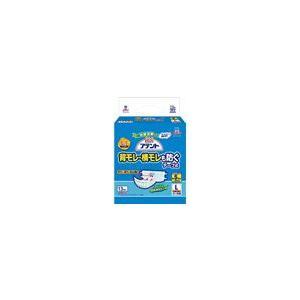 ≪送料無料≫アテント 消臭効果付きテープ式 背モレ・横モレも防ぐ Lサイズ 13枚×4個セット|kenjoy