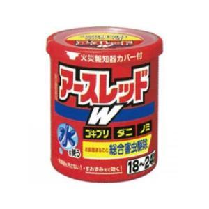 【第2類医薬品】アースレッドW 18〜24畳用 30g|kenjoy