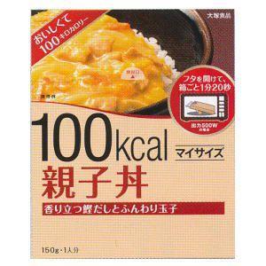 マイサイズ 親子丼 150g kenjoy