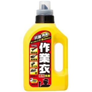 カネヨ石鹸 作業衣専用洗剤ジェル 本体 800ml|kenjoy
