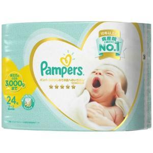 パンパース はじめての肌へのいちばんテープ 新生児より小さい...