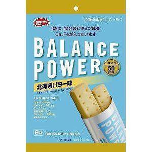 バランスパワー 北海道バター味 2本×6袋|kenjoy