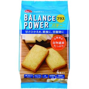 バランスパワープラス バター 4袋