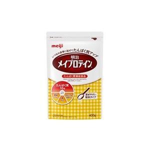 ☆明治メイプロテイン 400g|kenjoy