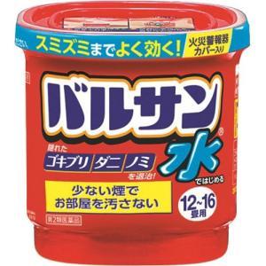 【第2類医薬品】水ではじめるバルサン 12−16畳(25g)|kenjoy