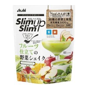スリムアップスリム フルーツ仕立ての野菜シェイク 300g|kenjoy