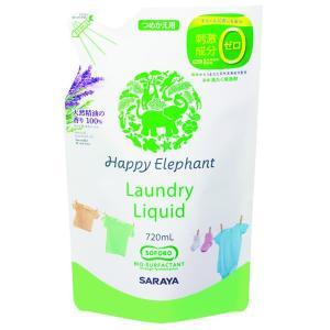 ハッピーエレファント 液体洗たく用洗剤 詰替 7...の商品画像
