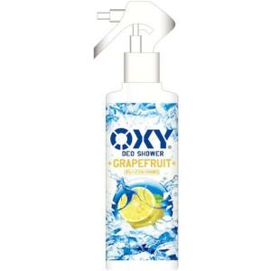 OXY(オキシー) 冷却デオシャワー グレープフルーツの香り 200ml|kenjoy