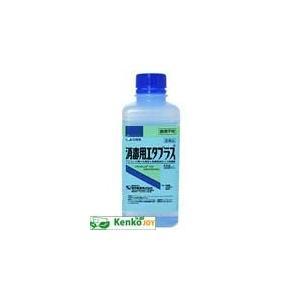 【第3類医薬品】消毒用エタプラス 手押しポンプなし 500ml|kenjoy