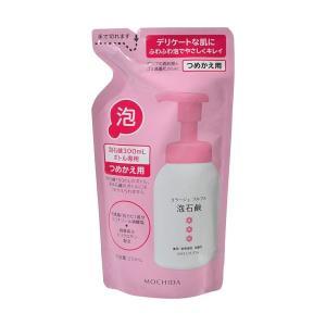コラージュ フルフル泡石鹸ピンク つめかえ用 210ml|kenjoy