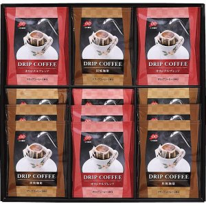 (20%OFF) 小川珈琲 ドリップコーヒーセット (OCID-E) (出産内祝  お見舞い返し 内祝い ギフト プレゼント)|kenjya-gift
