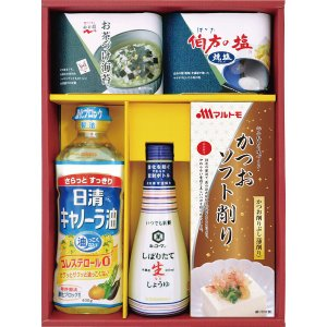 35%OFF 調味料セレクトギフト (GE-25)|kenjya-gift