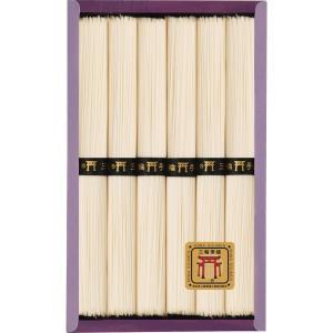 35%割引 手延べ 三輪素麺(6束) (B-10)|kenjya-gift