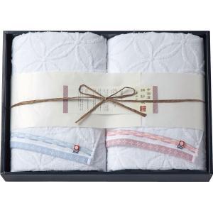 40%割引 今治綿紗織 バスタオル2枚セット (MOK-17500)  (快気内祝 出産内祝 結婚内祝 香典返し 法要 お返し ギフト)|kenjya-gift
