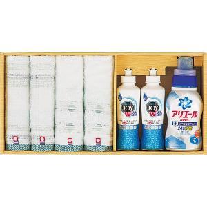 今治タオル×P&G洗剤セット (PGT-40)  (快気内祝 出産内祝 結婚内祝 香典返し 法要 お返し ギフト)|kenjya-gift