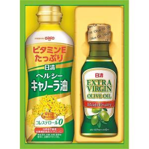 10%割引 日清 オイルバラエティギフト (OV-10N)  (快気内祝 香典返し 法要 お返し ギフト)|kenjya-gift