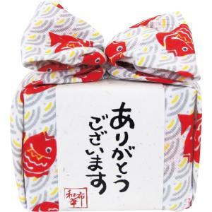 2019母の日おすすめ商品 和布華 あめはん(青海波に鯛)(THA-004-P)|kenjya-gift