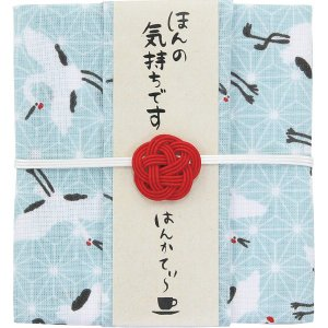 2019母の日おすすめ商品 和布華 はんかてぃ〜(鶴(アールグレイ))(THT-103)|kenjya-gift