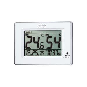 シチズン 温湿度計(掛置兼用)(8RD200―A03) kenjya-gift