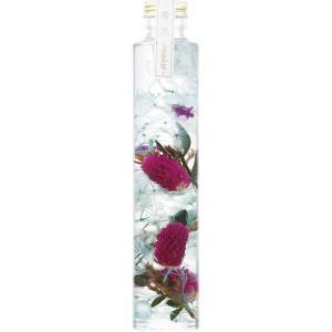 人気ギフト プレゼントにおすすめ ハーバリウム舞花(ブルー)(HB-CB-13) kenjya-gift