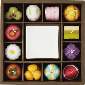 カメヤマ 和菓子づくしギフトセット (T96260000)  (法事 贈り物 お供え プレゼント ギフト)|kenjya-gift