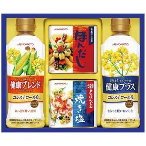 おすすめ人気ギフト 味の素 バラエティ調味料ギフト(LAK-15C) (快気祝 出産内祝 結婚内祝 香典返し)|kenjya-gift