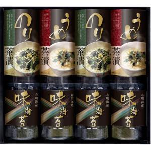 おすすめ人気ギフト 有明海産味付海苔・お茶漬け詰合せ(LL-30) (快気祝 出産内祝 結婚内祝 香典返し)|kenjya-gift
