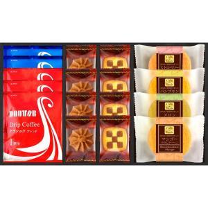 5%割引 おすすめ人気ギフト Caf? ?toile ドトールコーヒーと4種のバウムクーヘン(HKDK-20) kenjya-gift