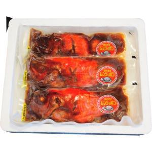 全国送料無料 国産金目鯛の姿煮 (18170071) *メーカー直送品 冷凍便でお届け*|kenjya-gift