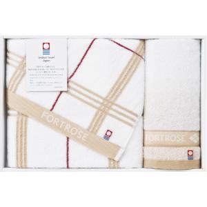 40%OFF 今治製タオル フォートローズ バスタオル&ハンドタオル(IMT37300)(快気内祝 お見舞いお礼 香典返し・法要 ギフト お返し)|kenjya-gift