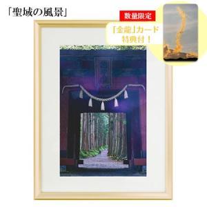 秋元隆良  金龍カード特典付   聖域の風景 代引き不可|kenkami