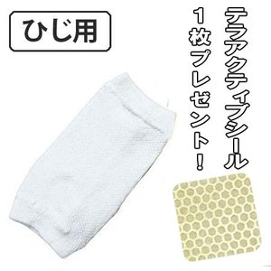 P-UP サポーター ひじ用 2枚入り テラアクティブシールプレゼント|kenkami