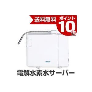 トリムイオンスマートは、自宅で浄水や、電気分解した水素水、酸性水を生成することができる整水器です。毎...