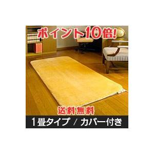 ゼンケン 電気ホットカーペット 1畳タイプ カバー付き|kenkami