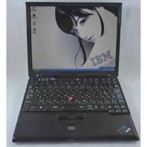 lenovo ThinkPad X60 無線LAN O K 中古ノートパソコン|kenken-rescue