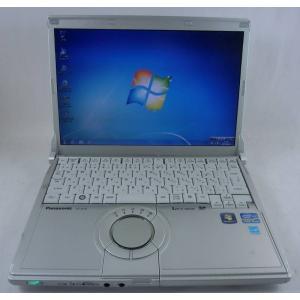 Let's note CF-N10 Windows7 Pro 64bit 無線LAN OK 中古ノートパソコン|kenken-rescue