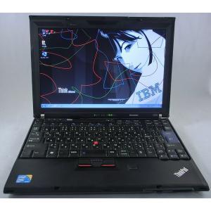 lenovo ThinkPad X201 Core i5 無線LAN OK 中古ノートパソ コン|kenken-rescue