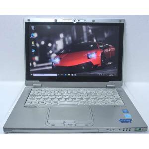 Let's note CF-AX3 Windows10 P ro 64bit Core i5  第4世代インテルプロセッサー 無線LAN OK 中古ノート パソコン|kenken-rescue