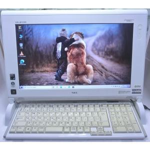 VALUESTAR N VN500/SG6W(PC-VN500SG6W)  一体型PC windows10 Home メモリ:4GB 比較的綺麗です 中古デスク トップパソコン|kenken-rescue