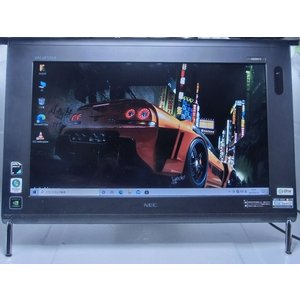 VALUESTAR N VN500/SG1YB(PC-VN500SG1YB)  一体型PC  windows10 Home メモリ:4GB 中古デスクトップパソコン|kenken-rescue