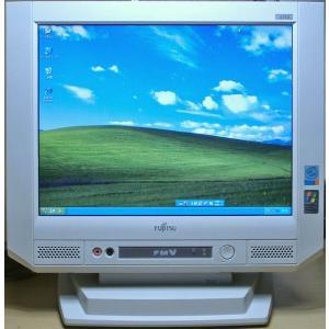 富士通 FMV-K610 Windows XP Home 中古一体型デスクトップパソコン|kenken-rescue