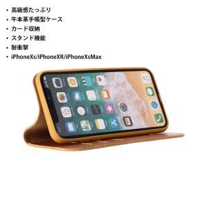 新品発売 for iPhoneX/XS iPhone XR  iPhone XS MAX 牛 レザー 手帳型 スマホケース 全機種対応 本革 ケース カバー 手帳 スマホ アイフォン ケース|kenkenanto