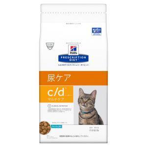 [療法食]  ヒルズ 猫用 c/d マルチケア フィッシュ 500g|kenko-bin