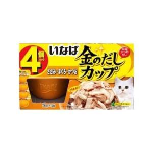 ◇いなばペットフード 金のだしカップ4個ささ...の関連商品10