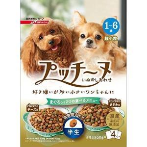 ◇日清ペットフード プッチーヌ 成犬 セミモイスト まぐろ200g