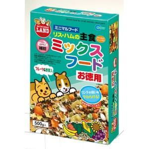 マルカン [限定特価] リス・ハムスターの主食...の関連商品3