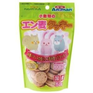 栄養バランスの良いエン麦を使ったクッキー。シャンピニオンエキス配合。 <対象:ウサギ・ハムスター・リ...