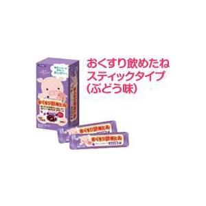 おくすり飲めたね スティック ぶどう味25g×6 kenko-depart