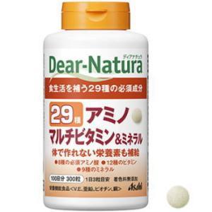 ディアナチュラ  29 アミノ マルチビタミン & ミネラル 300粒  / アサヒ サプリメント  |kenko-depart