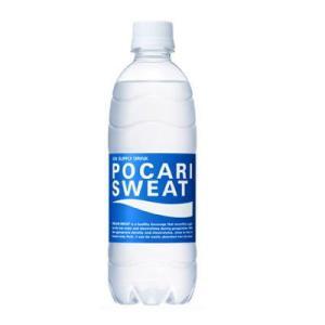 ポカリスエット ペットボトル エコ 500ml×24本